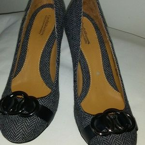 """Candie's Dress Shoes Size 7M 3"""" Heels"""